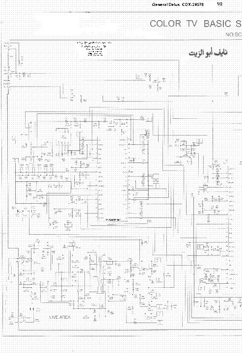 CHINA TCLC2133E LC863324 LA76810 TV D Service Manual