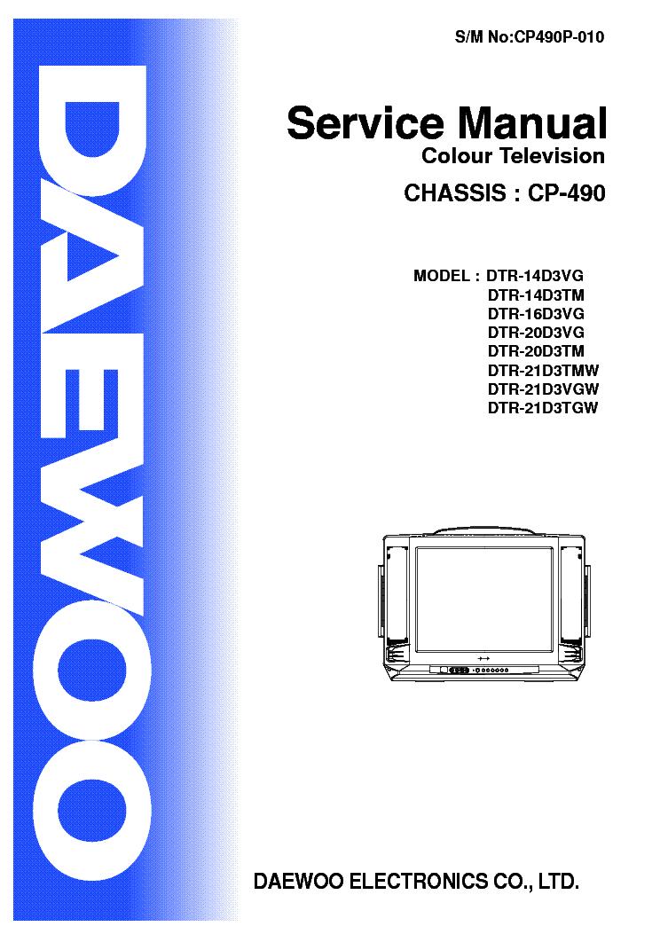 daewoo cn220f chassis dtq21u6sc tv sm service manual free. Black Bedroom Furniture Sets. Home Design Ideas