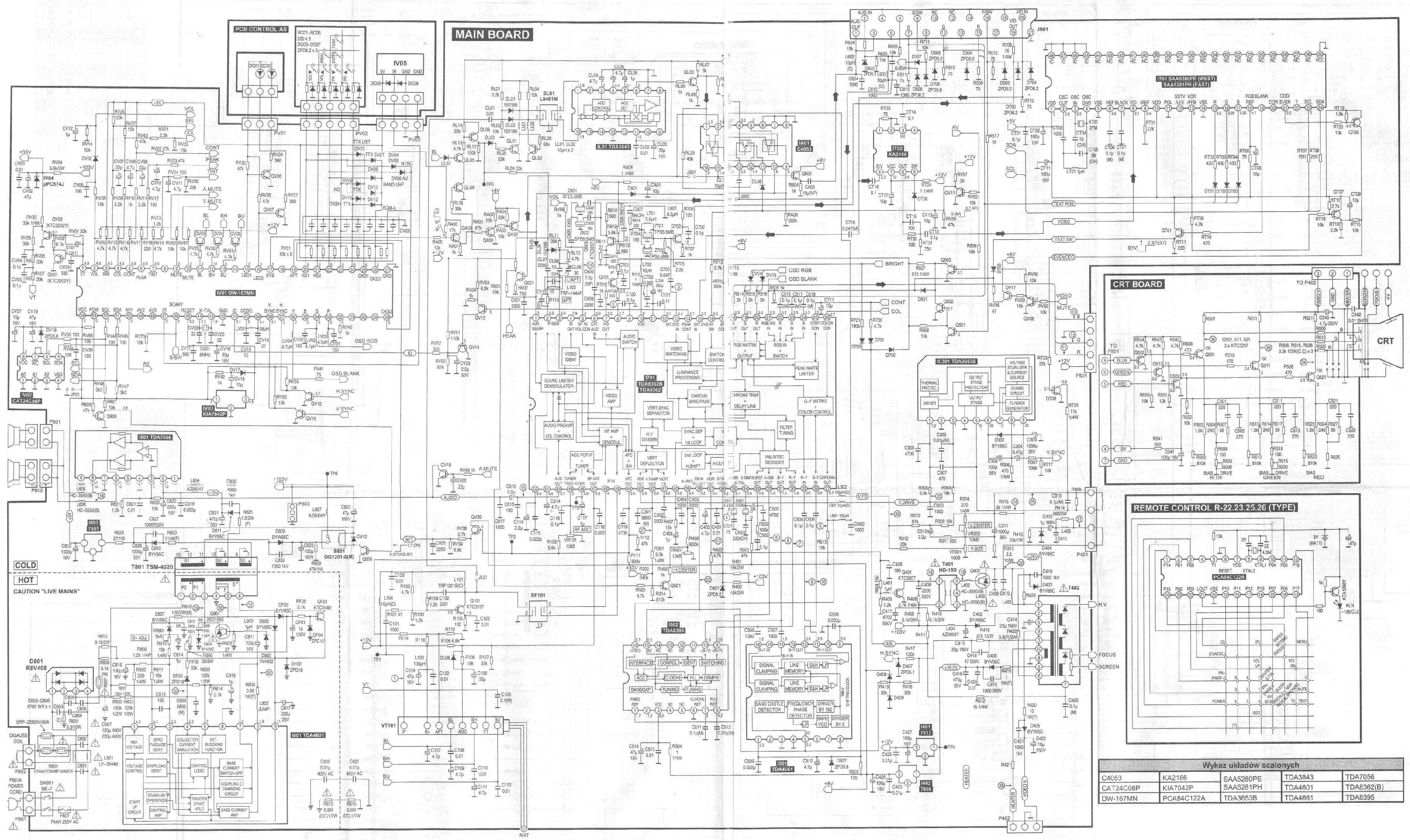 DAEWOO CP33 service manual (1st page)