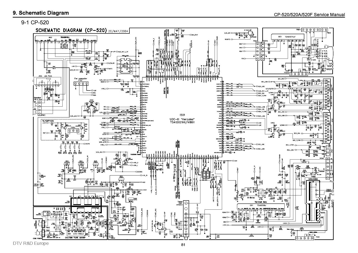 daewoo cp520 service manual download  schematics  eeprom