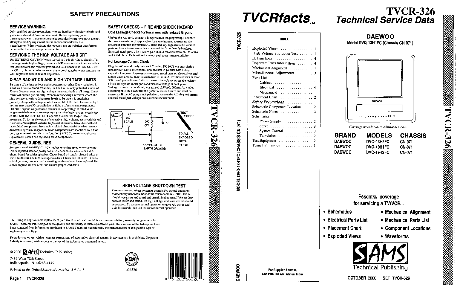 daewoo ctf2162 service manual download  schematics  eeprom