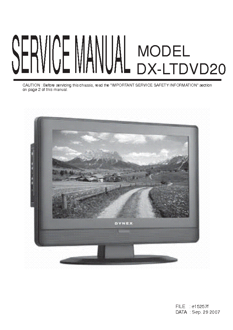 dynex dx 32l150a11 service manual how to and user guide instructions u2022 rh taxibermuda co Dynex DX Lcd42hd 2009 Dynex DX 400W PS