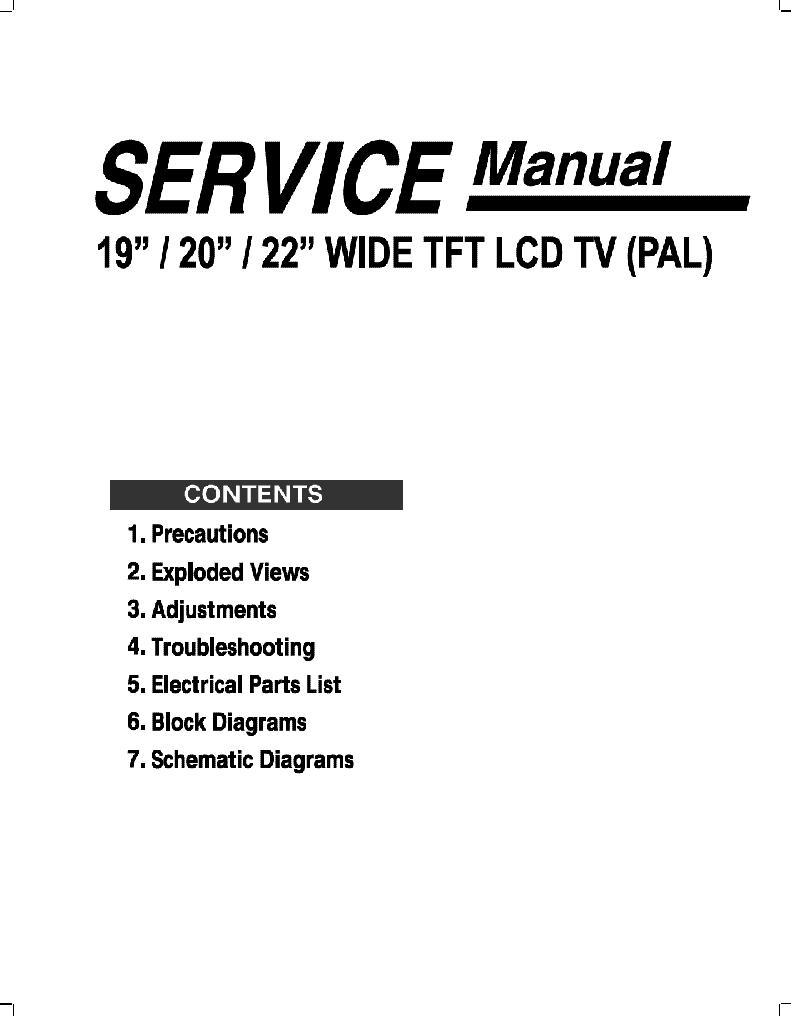 Element tv 19 Inch Manual