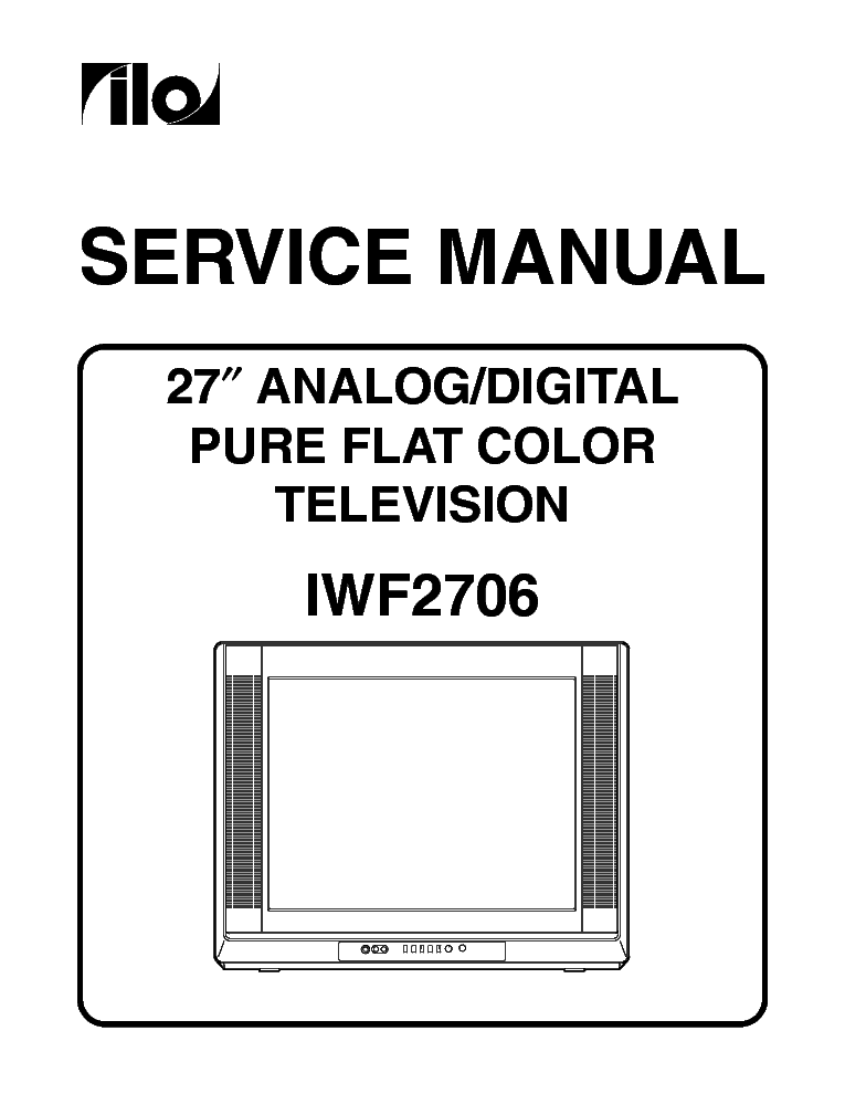 manual tv ilo owner and and