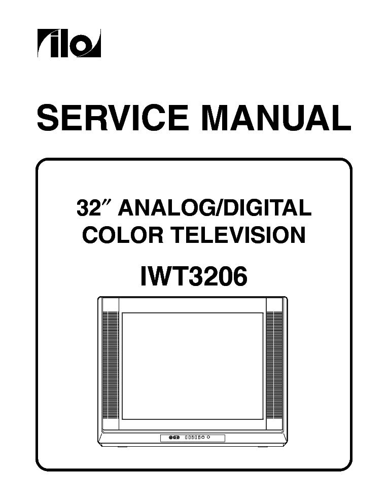 ilo tv manual iwf2706
