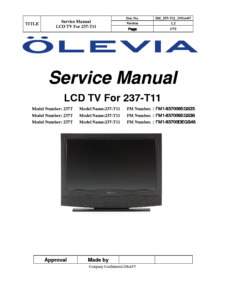 olevia 237t owners manual daily instruction manual guides u2022 rh testingwordpress co