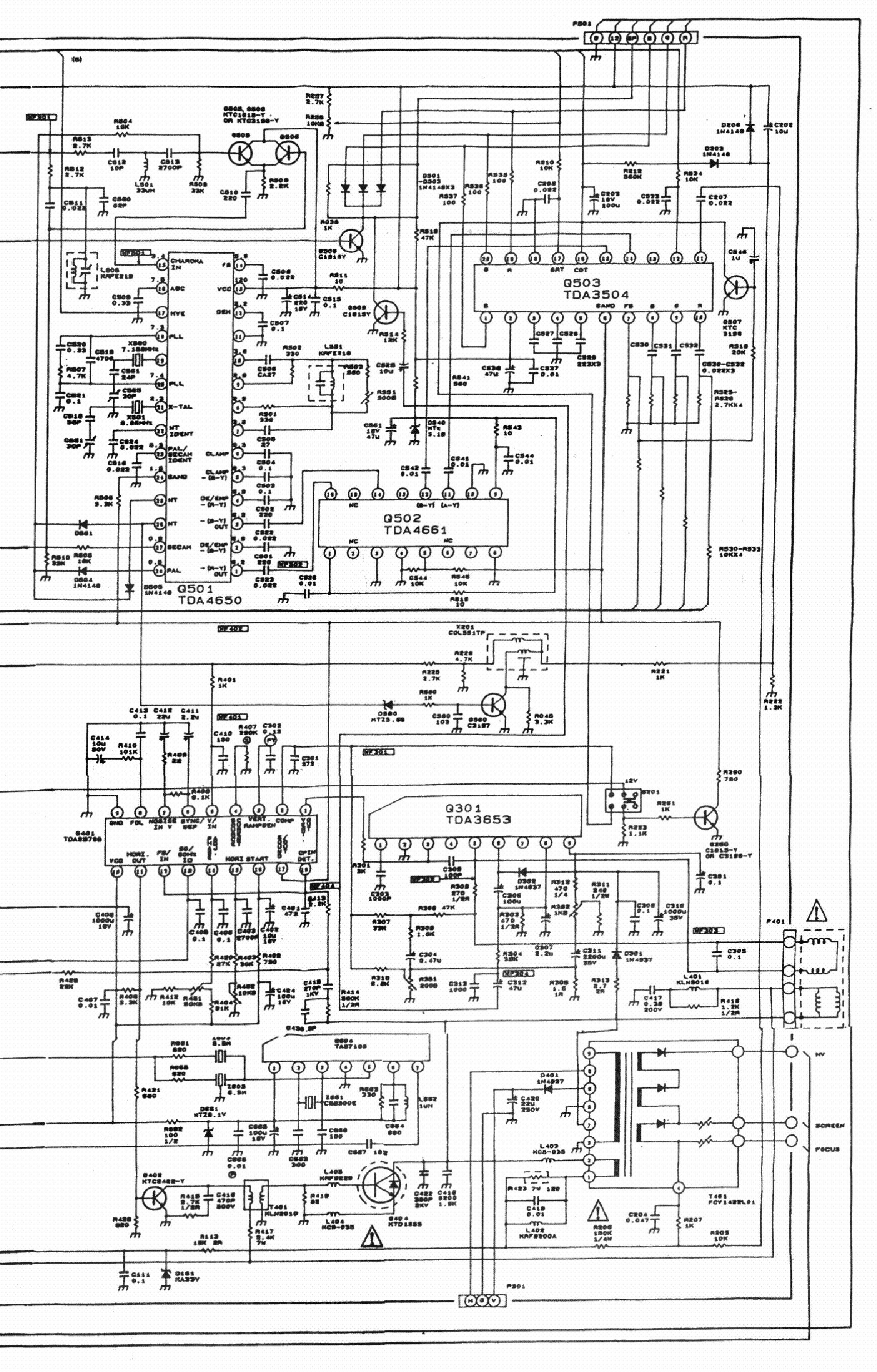Схема elekta ctr 2036