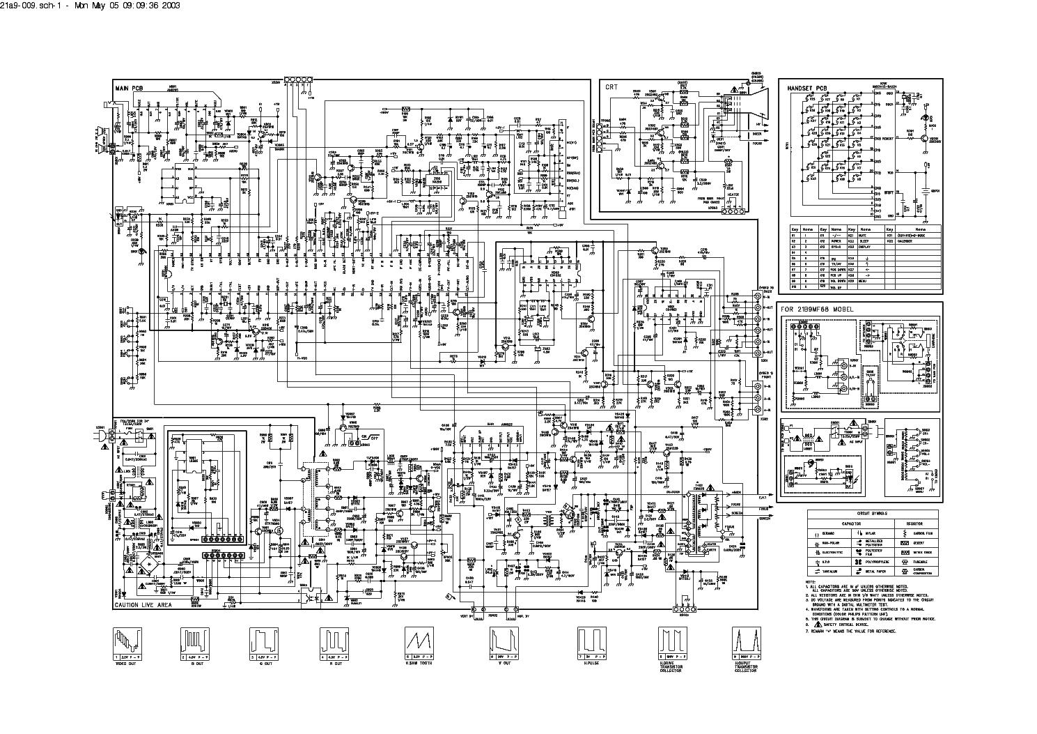 Схема телевизора эриссон 1401 фото 68