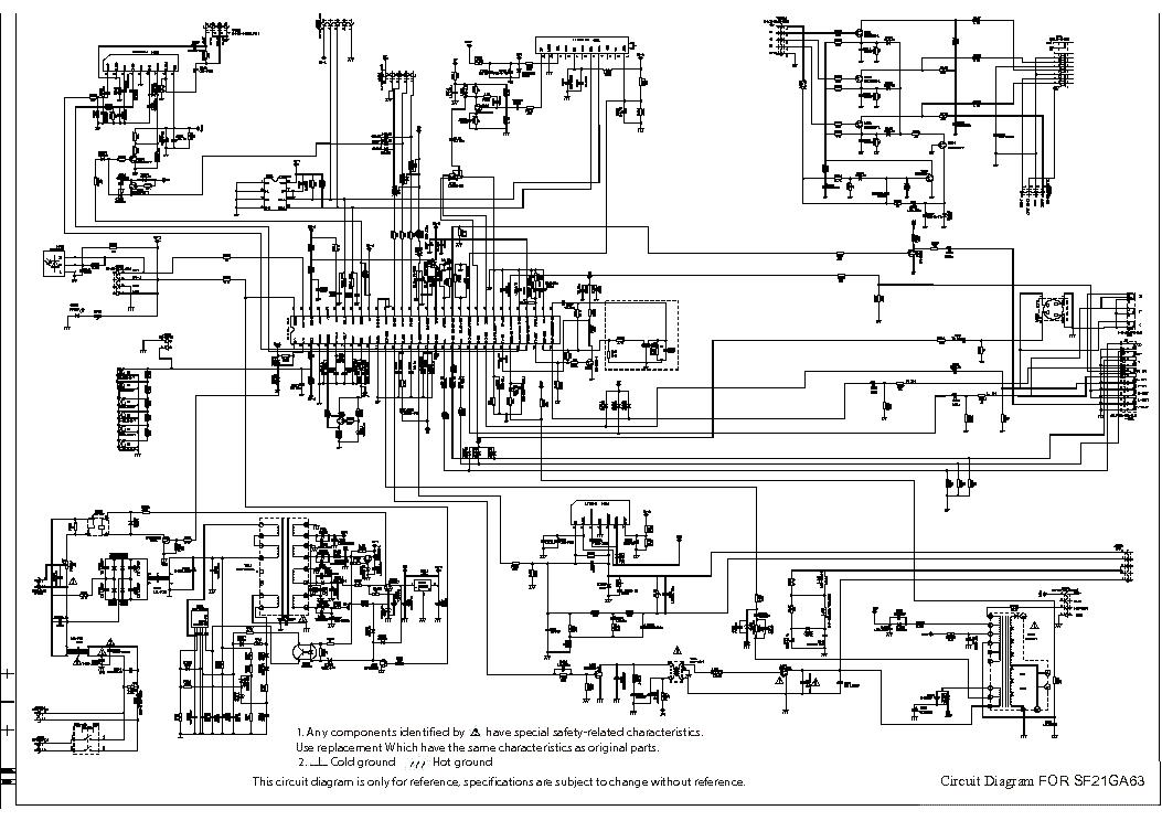 Схема телевизора рекорд 37тц5169