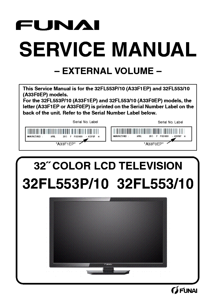 funai 32fl553p 10 32fl553 10 a33f1ep a33f0ep service manual download rh elektrotanya com funai lh7 m32bb service manual funai lt6-m32bb service manual