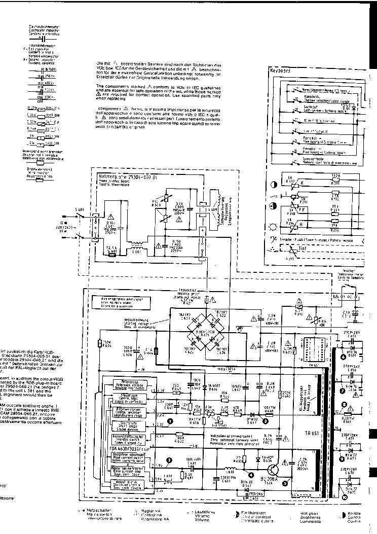 Grundig Cuc220 Sch Service Manual Download  Schematics  Eeprom  Repair Info For Electronics Experts