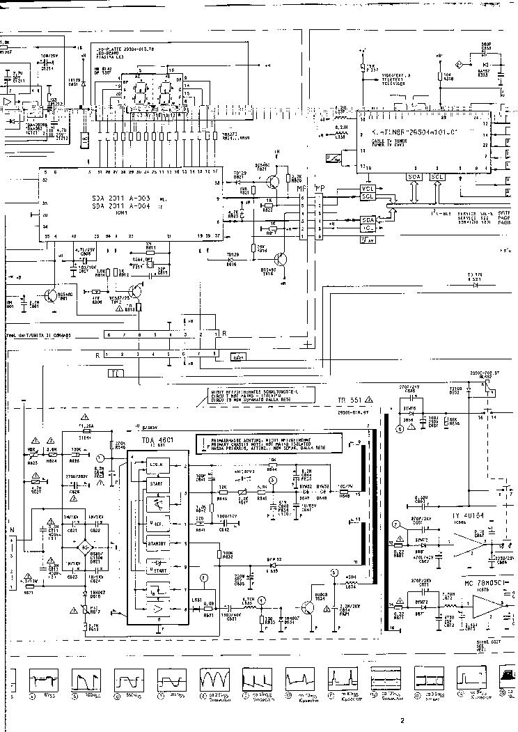 Grundig Cuc2410 Service Manual Download  Schematics