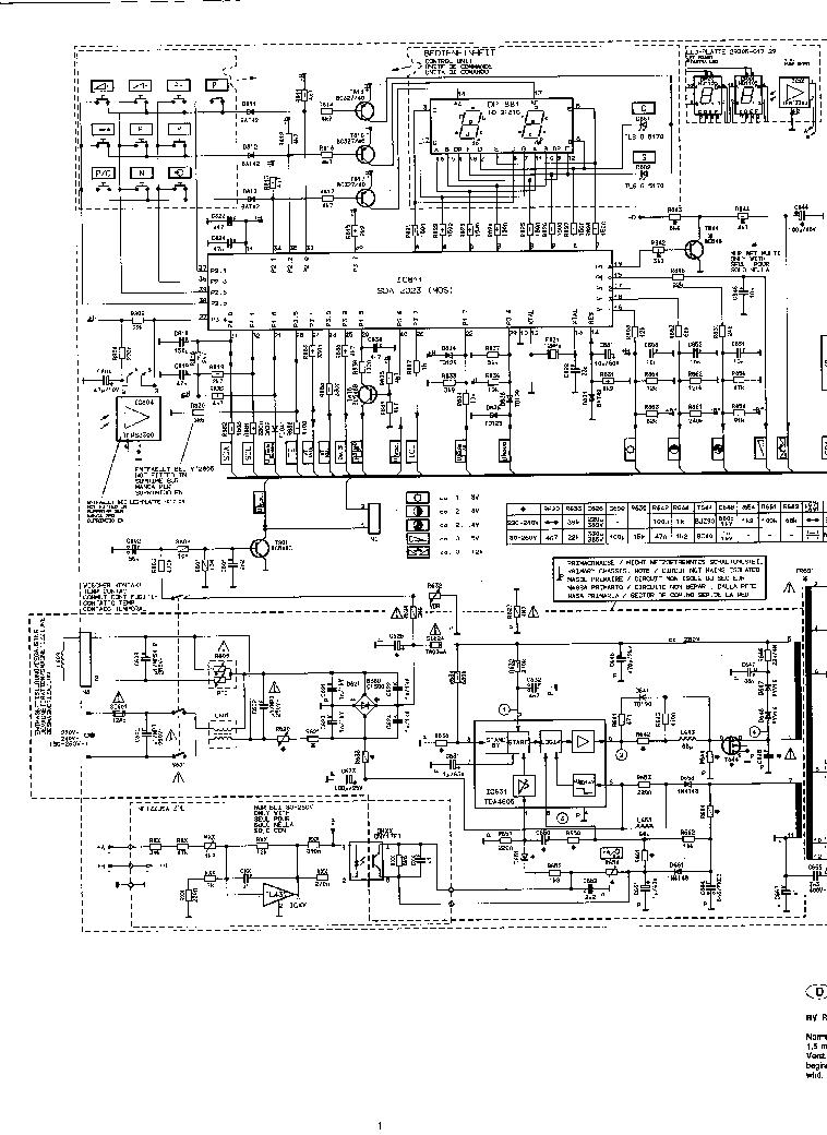 Grundig Cuc2050