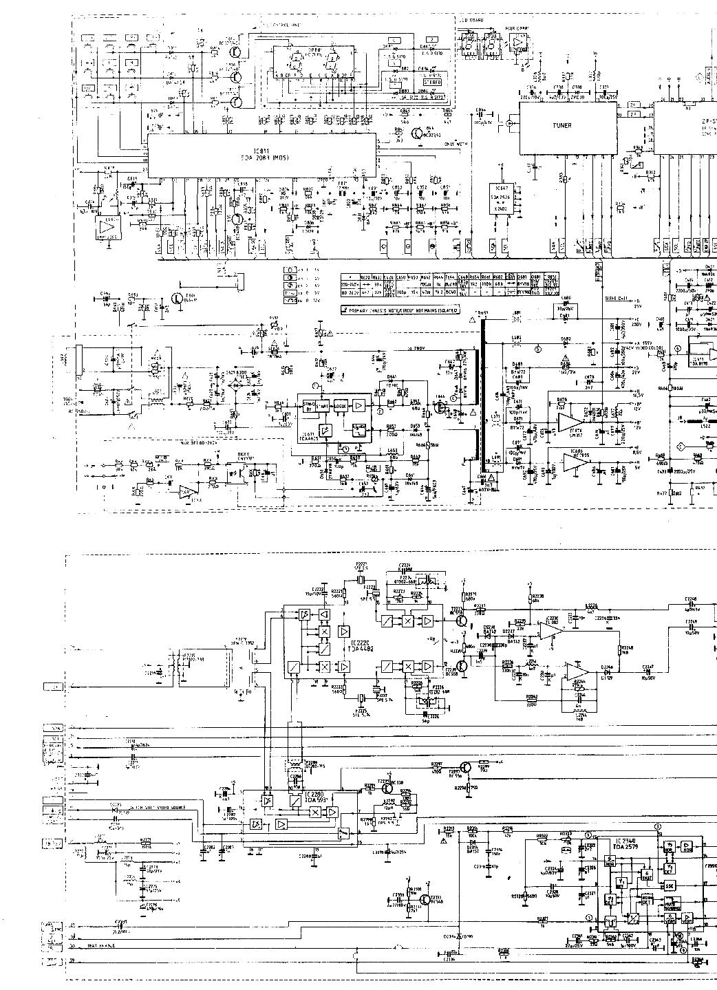 Grundig Cuc4510 Sm Sch Service Manual Download  Schematics