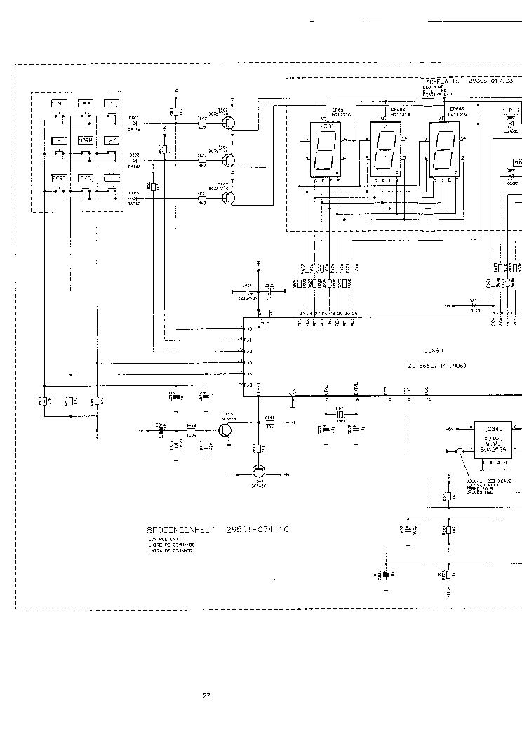Grundig Cuc5860