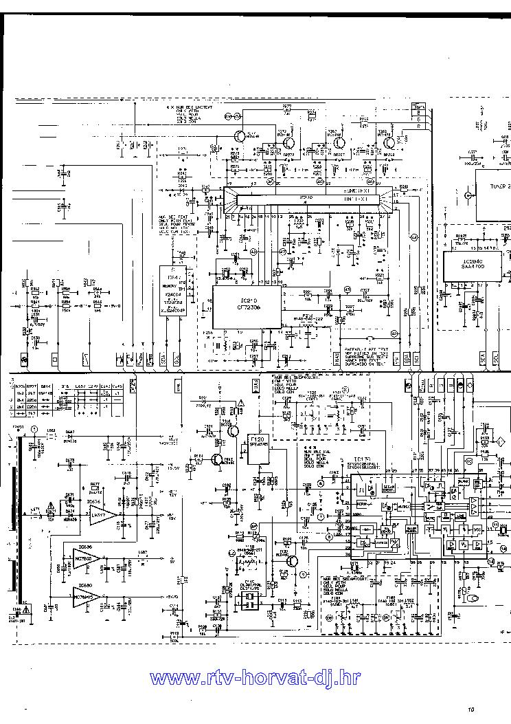 Grundig Cuc6310 Tv Service Manual Download  Schematics