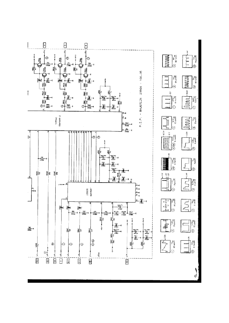 Grundig Cuc6851 80 90 Service Manual Download  Schematics  Eeprom  Repair Info For Electronics