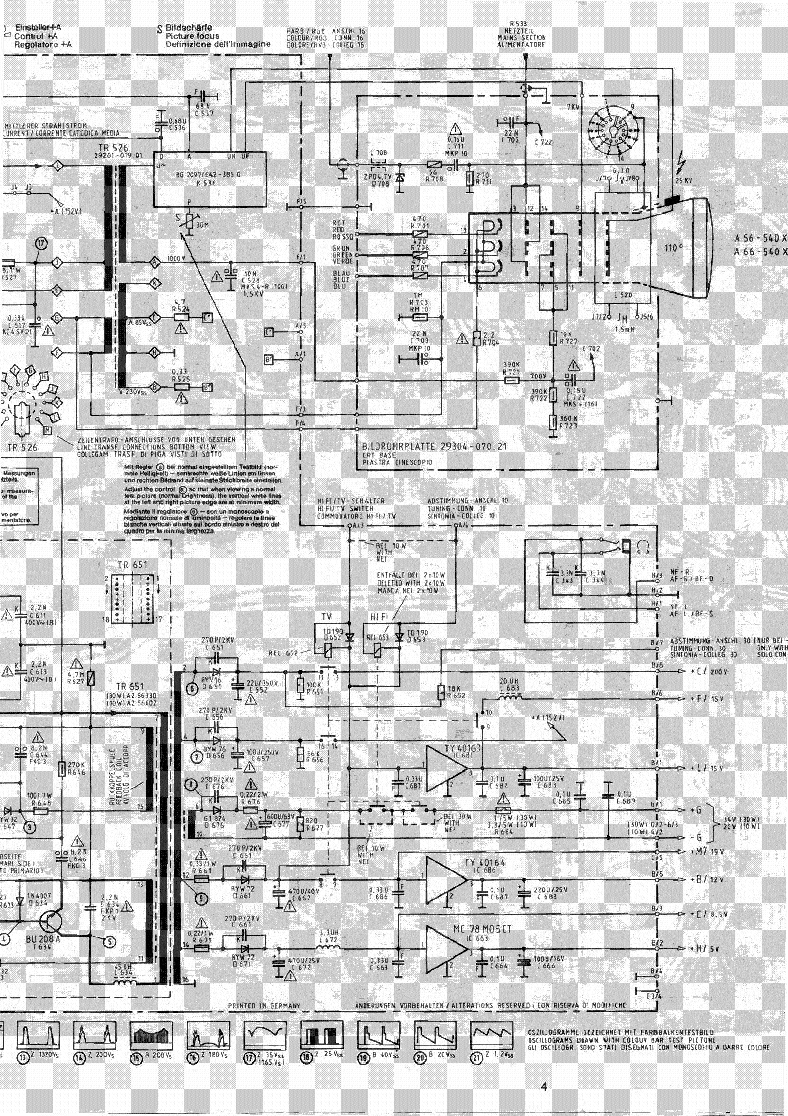 GRUNDIG CUC731,741 service manual (1st page)