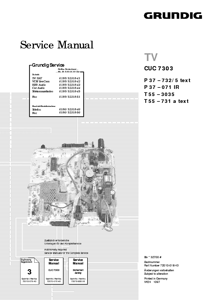 Grundig T55