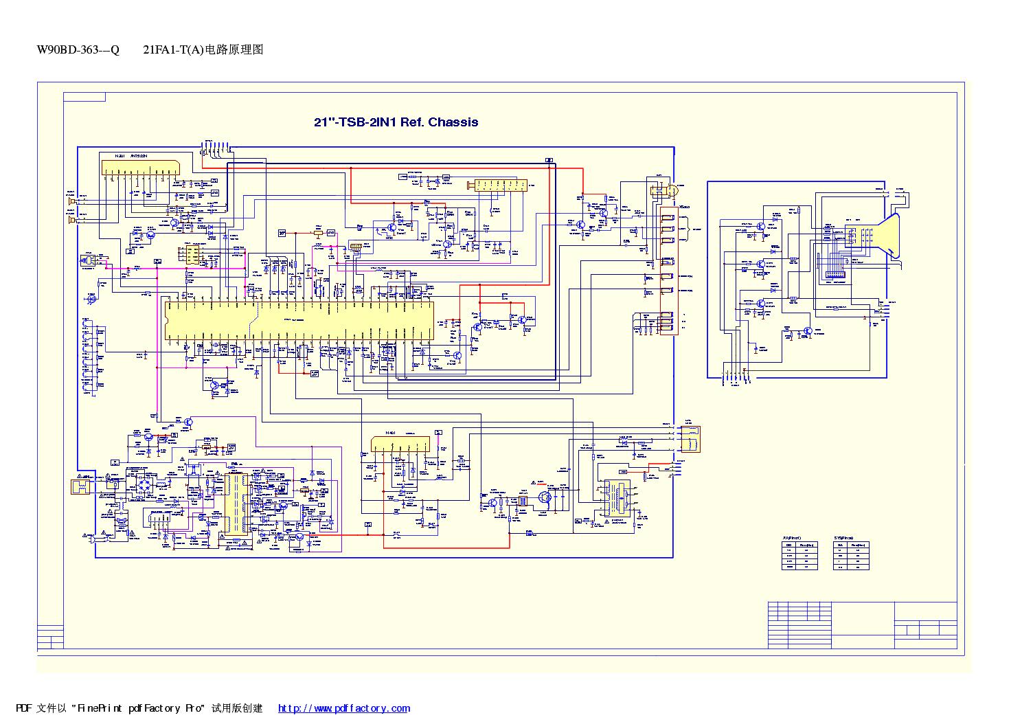 Haier Hs2168 Lc864512 La7688 An5265 La7837 Tv D Sch Lcd Schematic Diagram Http Elektrotanyacom Bekotelchassis127
