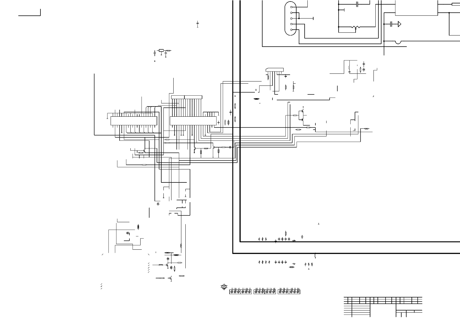 Haier Tv 29fa Circuit Diagram Service Manual Free Download