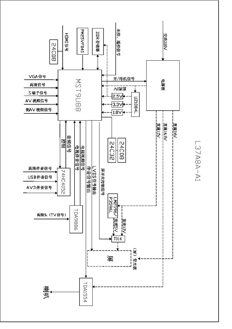 haier l32f6 l42f6 chassis mtk5363 sm service manual