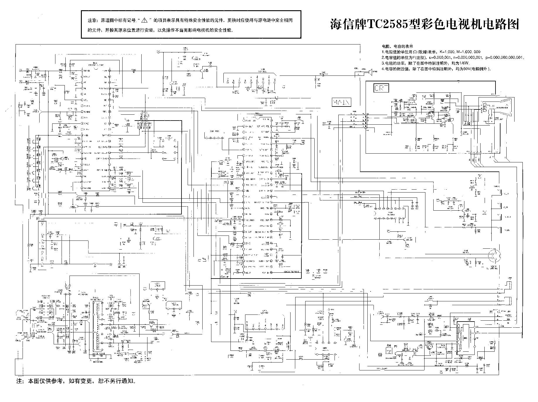 Hisense Tc2585