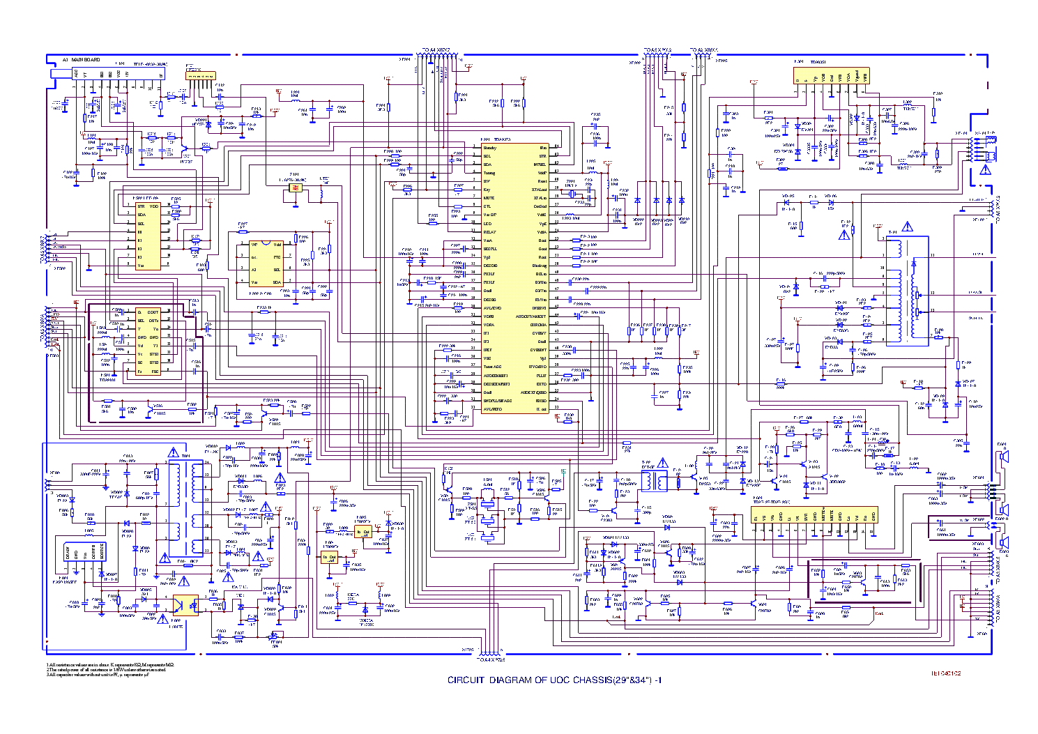 la76931 circuit diagram la76931 image wiring diagram hisense usoc la76931 sm service manual schematics on la76931 circuit diagram