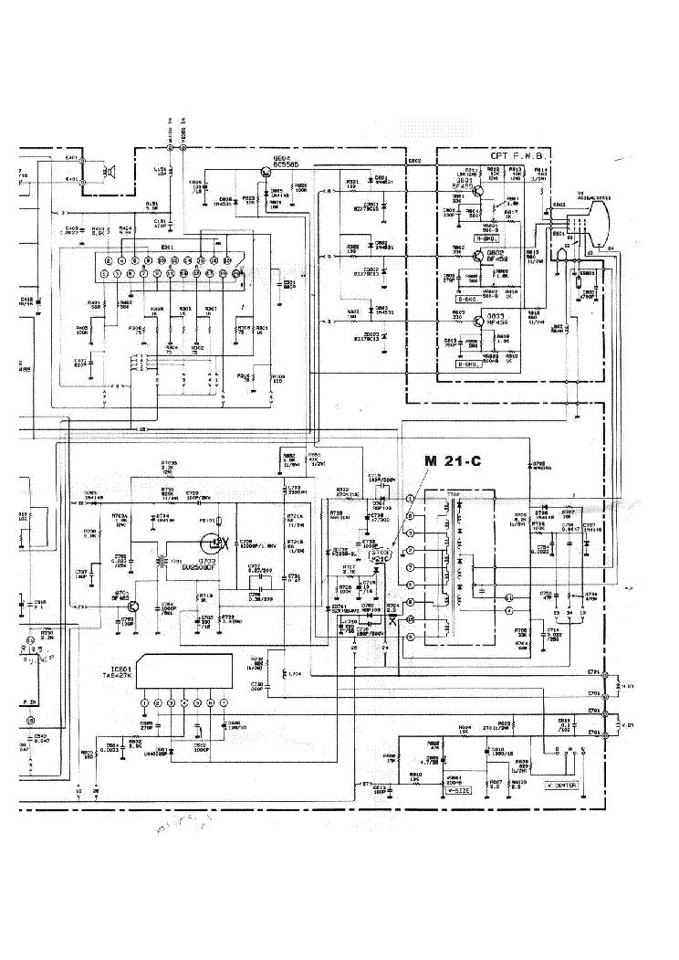 hitachi chassis mcl