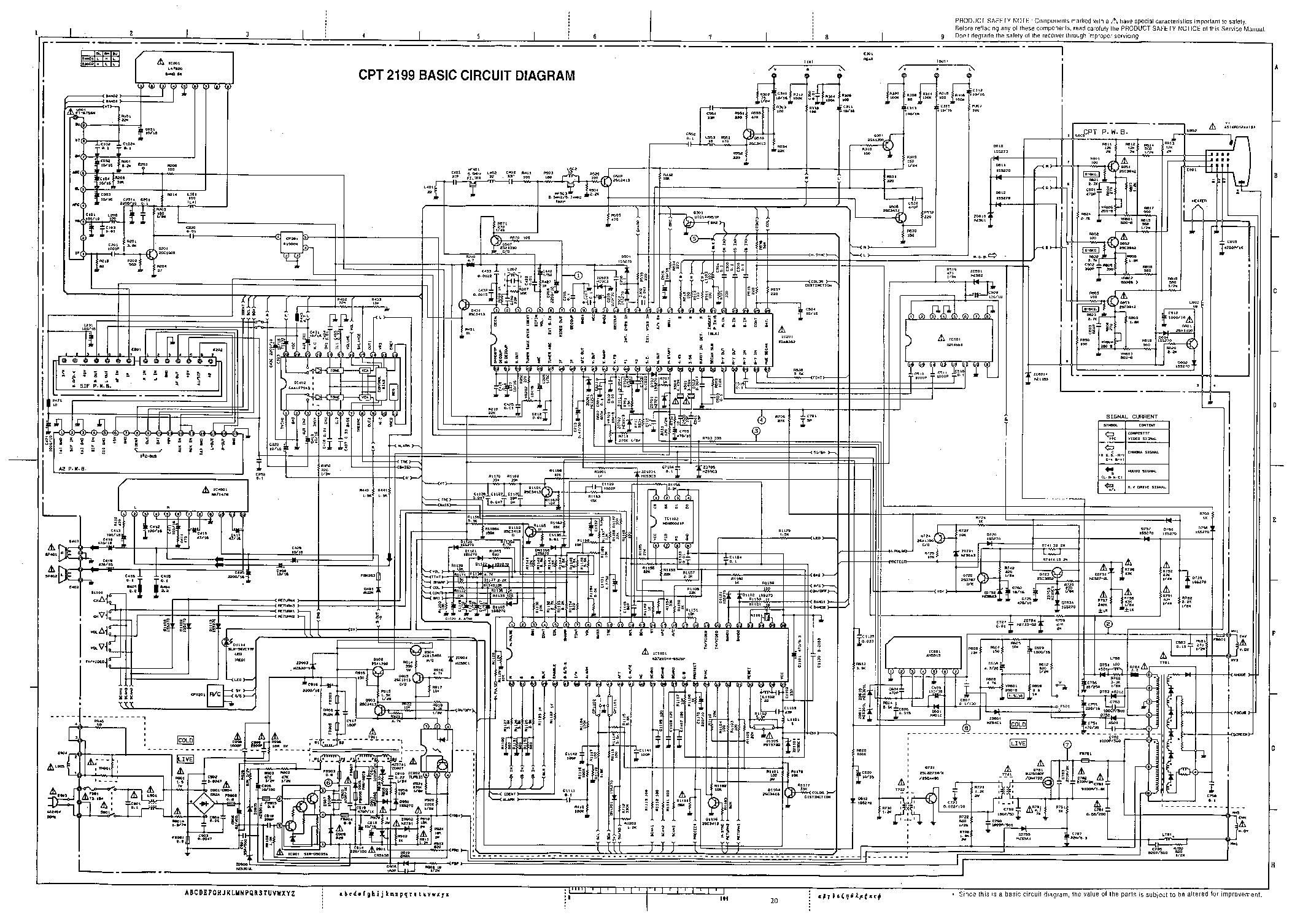 Cpt Wiring Diagram Explained Diagrams Circuit Hitachi Tv U2022 Mustang Harness