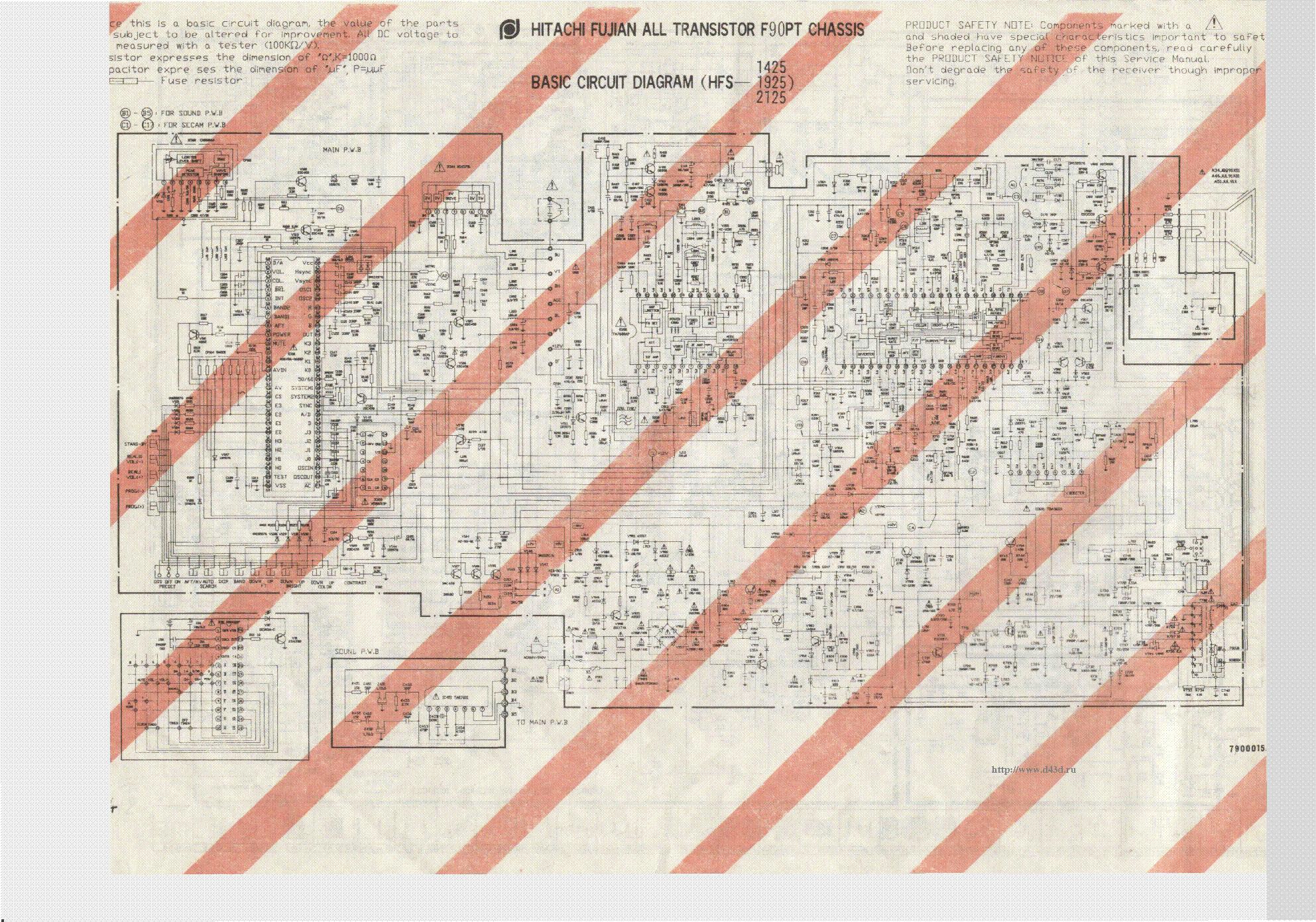 Hitachi Hfc Vwe Wiring Diagram Free Download Modem Schematics Fujian 2125 Service Manual Eeprom