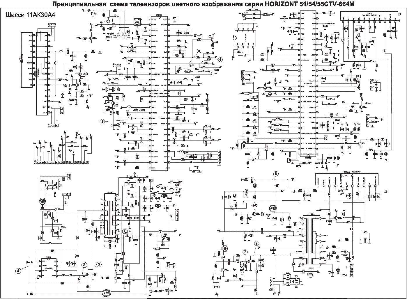 М схема stv 2018m4