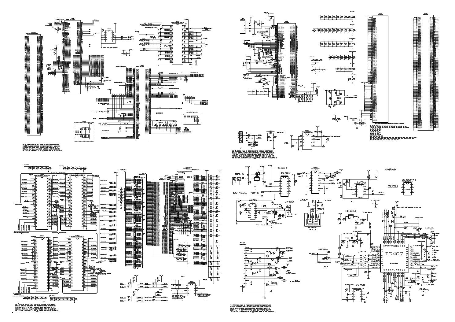 lg 42lg70 schematic service manual download schematics eeprom rh elektrotanya com Manual Book Parts Manual