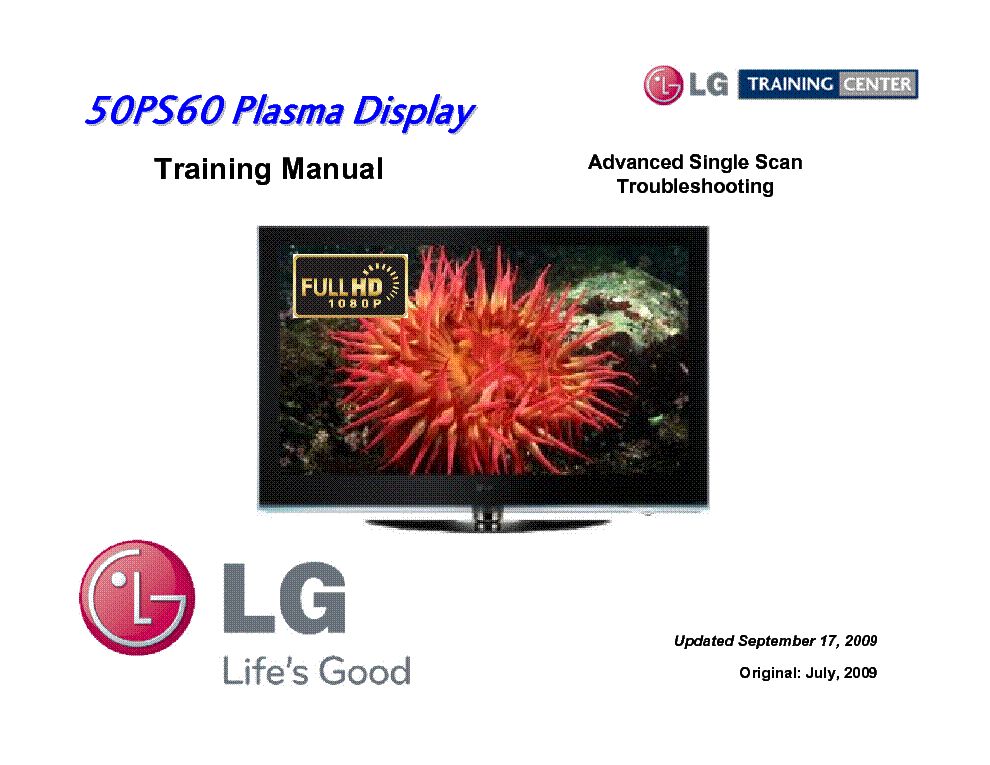 lg 50ps60 training manual service manual download schematics rh elektrotanya com lg plasma 50 pulgadas 50pt250b manual lg plasma 50 pulgadas 50pt250b manual