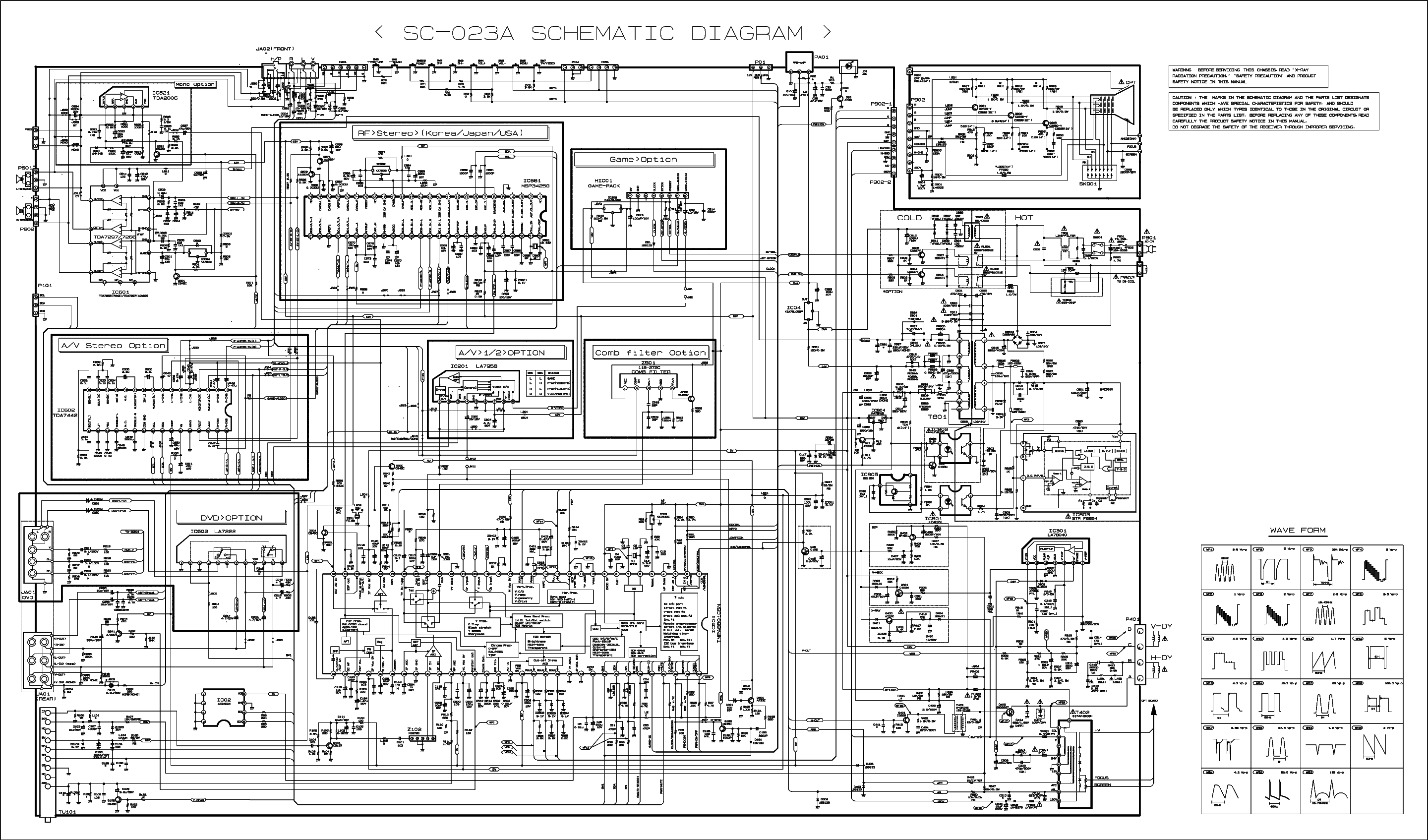 Lg Chassis Sc