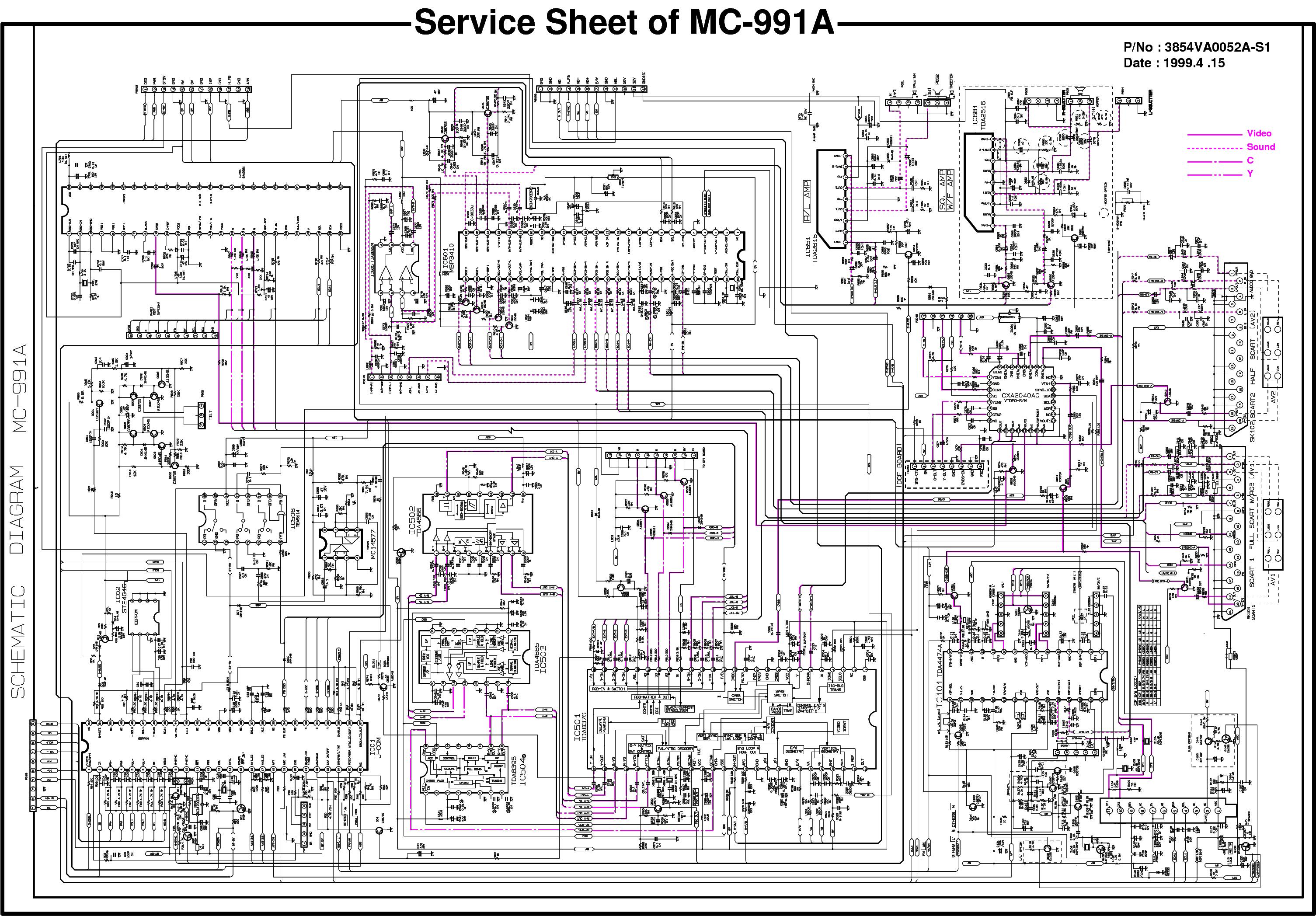 Lg rt 20ca50m схема шасси мс-019а схема