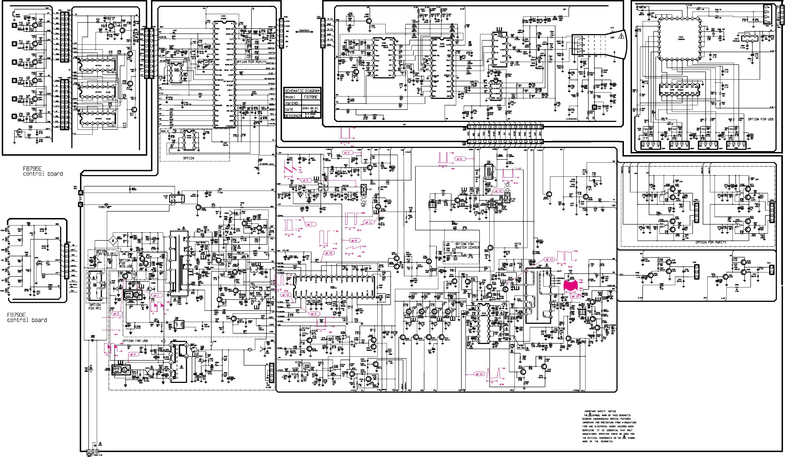 lg flatron fb795e service manual download  schematics
