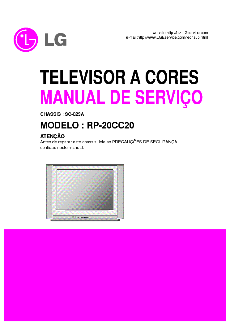 Lg 42lf65 Zc Chassis Ld75a Sm Service Manual Download