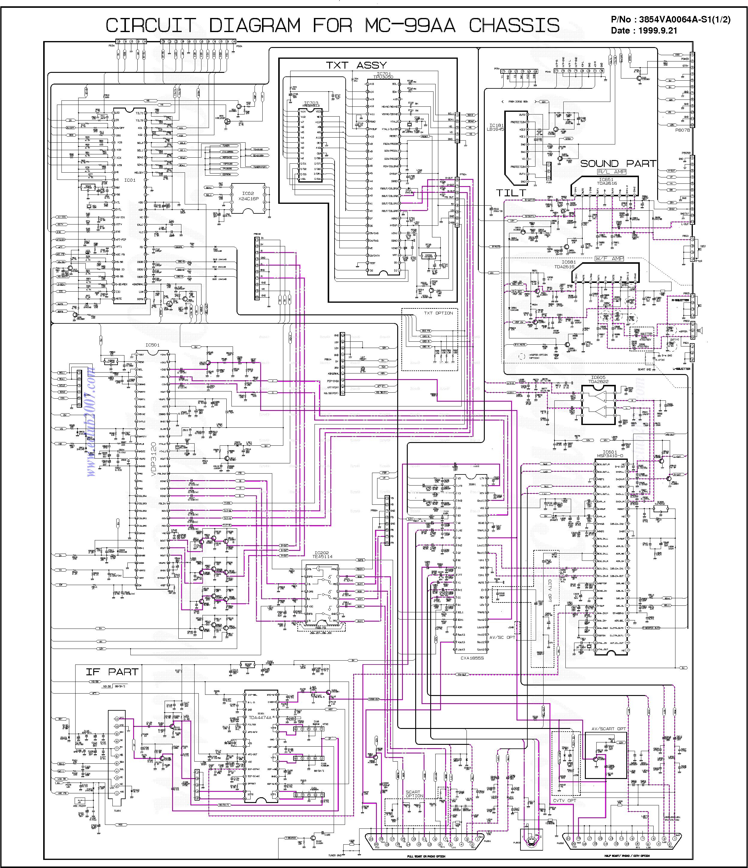 Обычная схема