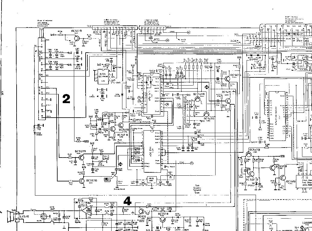 LOEWE C9001 service manual (1st page)
