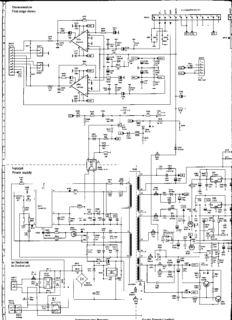 LOEWE Q4140 CHASSIS-D service manual (1st page)