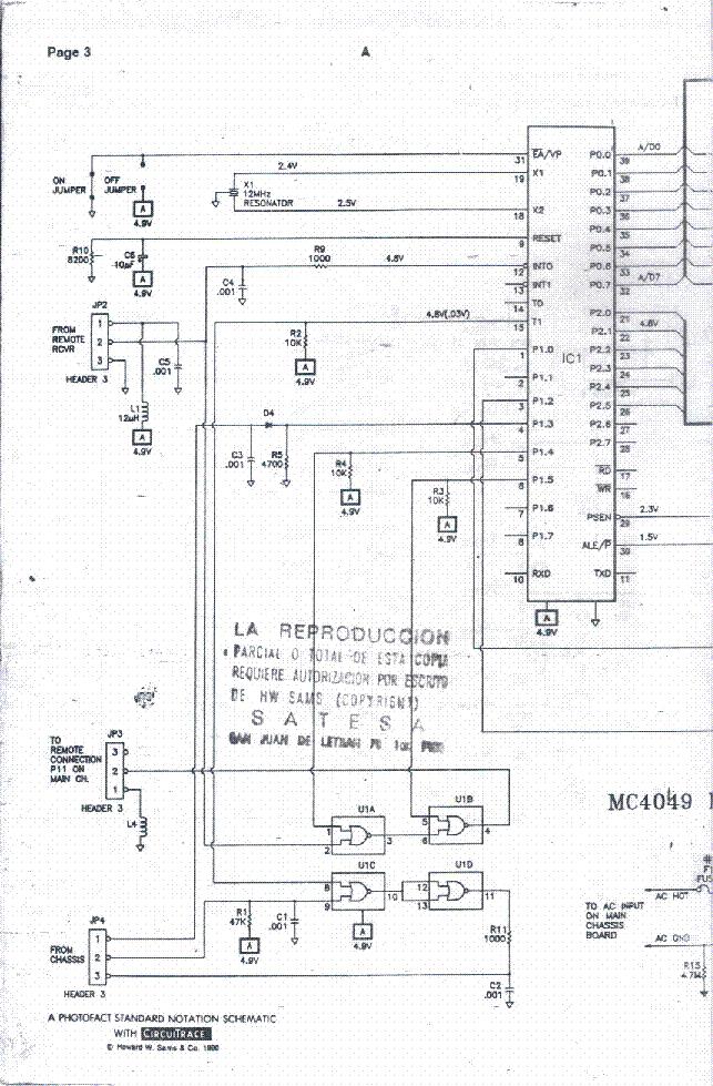 MAGNAVOX PHILIPS CJ4047 RJ4049 CHASIS13A402 404 Service Manual ... on delco radio wiring diagram, magnavox stereo schematic, circuit diagram, magnavox am fm radio, magnavox amplifier, magnavox receiver, magnavox portable radio, crt tv wiring diagram, lg tv parts diagram, rollerblade diagram, vip722k dvr connection diagram, directv hook up diagram, dvd vcr tv sound bar diagram, magnavox schematic tube, magnavox radio schematics, 1920 s radio diagram, magnavox tube radio, magnavox tv repair tips, philips tv parts diagram,