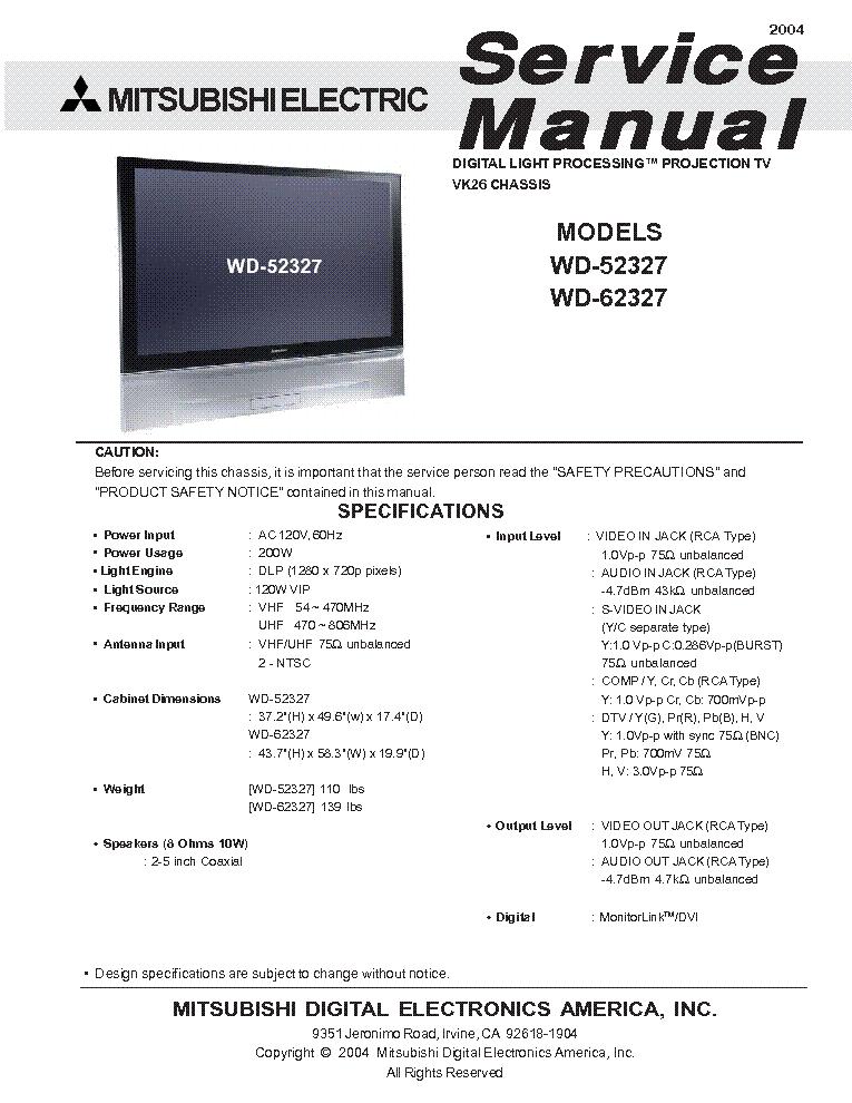 mitsubishi chassis vz9x vs 45609 50609 55609 60609 60719 70709 rh elektrotanya com Mitsubishi Outlander 2003 Mitsubishi Lancer Manual Cover