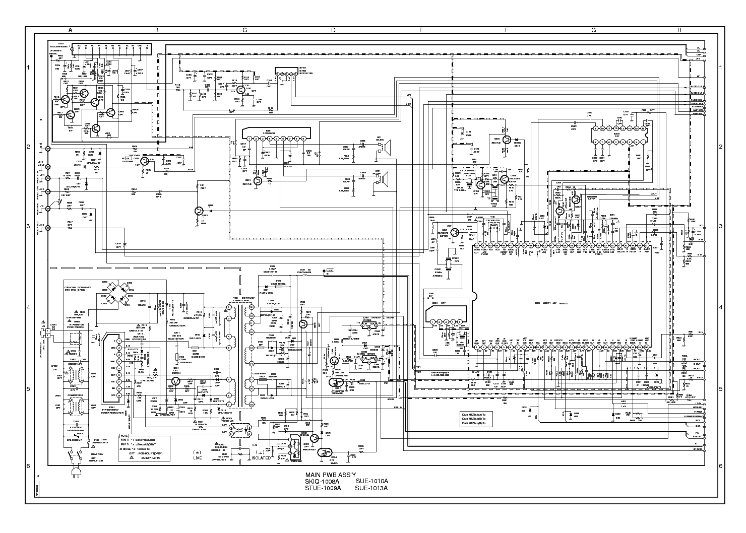 T V Circuit Diagram Free Download Electronicswiring Audio Detector With Noise Limiter 1 Tradeoficcom Onida Led Tv 29 Oxygen Sch Service Manual Schematics