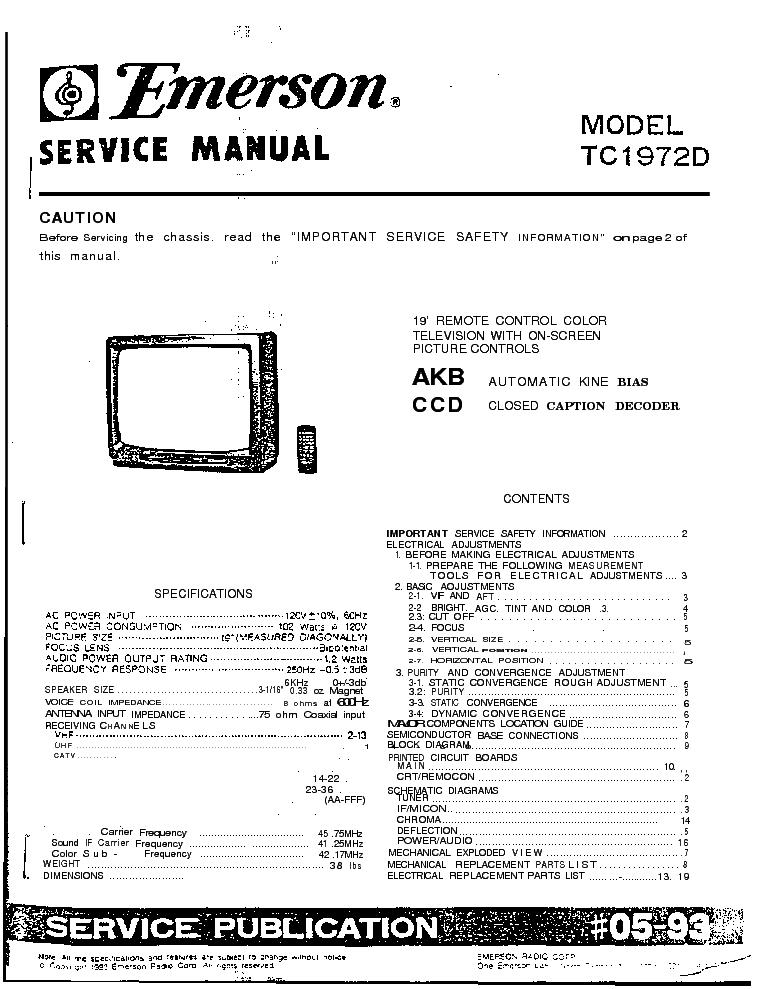 orion emerson tc1972d tv service manual download schematics eeprom rh elektrotanya com Orion Premium Telescope Accessory Kit Orion Company