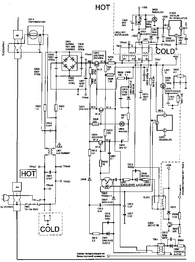 panasonic tv 2150 power supply service manual download  schematics  eeprom  repair info for