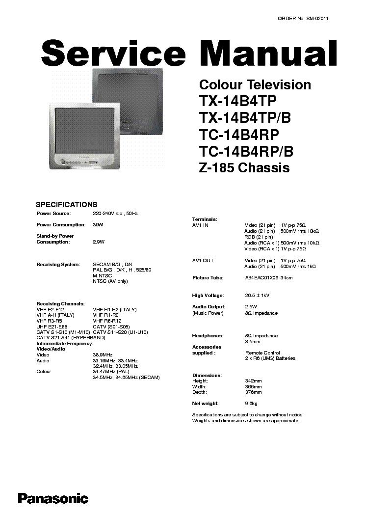 Panasonic Viera TH-P42UT50S TV Drivers (2019)