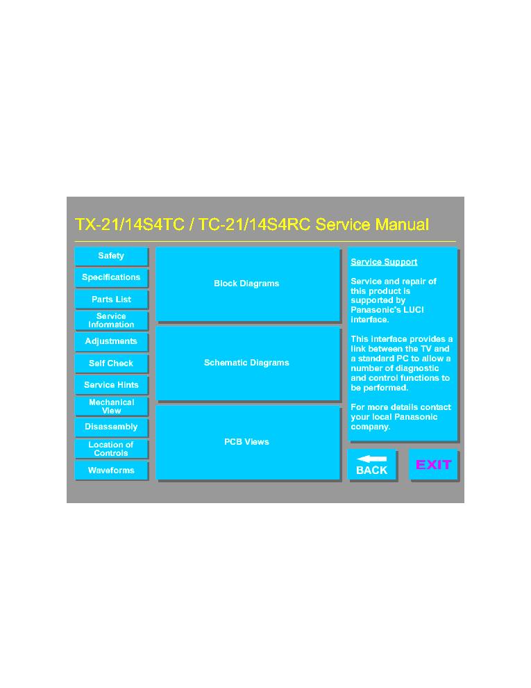 panasonic aircon service manual pdf