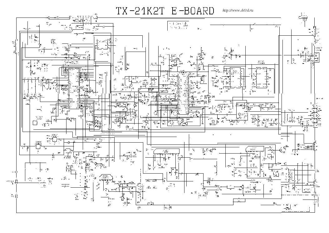 Panasonic TX−21K1T