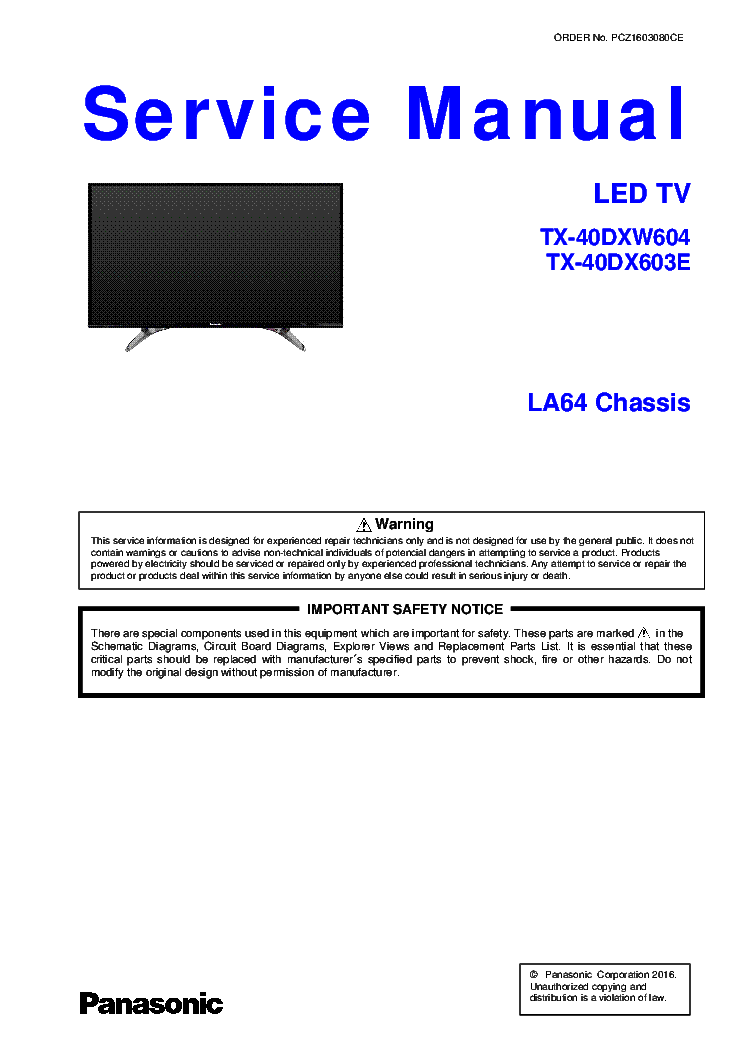 PANASONIC VIERA TH-55CS630T TV DRIVERS WINDOWS XP